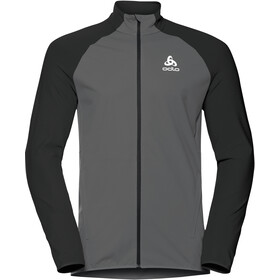 Odlo Zeroweight Warm Hybrid Jacket Men black